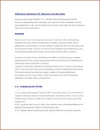 Resume Other Skills Examples by Resume Bio Example Proposal Bid Template
