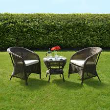 Garden Bistro Chair Cushions Awesome Garden Bistro Chairs With Garden Bistro Table And Chairs