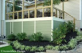 under deck storage shed azek deck pvc decking vinyl deck railing