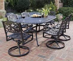 Large Bistro Table And Chairs Dining Table Outdoor 5 Wicker Dining Bistro Table Set