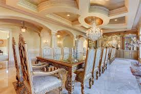 luxury dining room luxurious dining rooms home design ideas and pictures