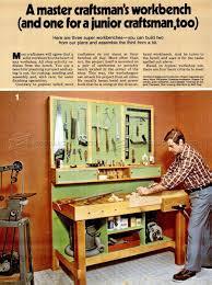 Garage Workbench Designs Garage Workbench Plans Woodarchivist