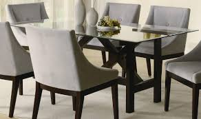 glass top dining room tables rectangular glass top dining room tables rectangular dining room tables ideas
