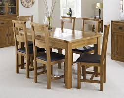 dining room table six chairs london dark oak extending dining table with six chairs dining sets