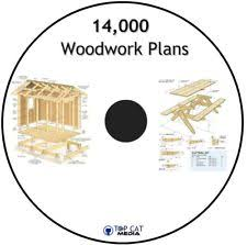 14 000 Woodworking Plans Projects Pdf building plans u0026 blueprints ebay