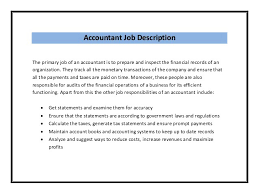 Sample Resume Accountant by 28 Accountant Job Profile Resume Lcjs Sample Resume Staff