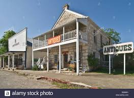 texas hill country bandera historic old town 11th street antique