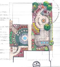 Landscape Design Online by Garden Design Landscape Plans Hard To Believe That This Is The