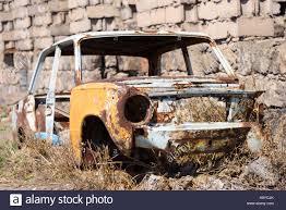 rusty car white background skeleton car stock photos u0026 skeleton car stock images alamy