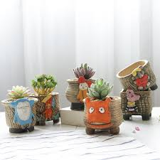 aliexpress com buy vintage decorative porcelain flower pots