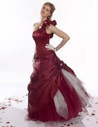 robe de mariã e en couleur mariage guide shopping robe pia benelli melodie bordeaux 20