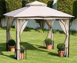 Outdoor Gazebo With Curtains by Curtains Curtains Gazebo White Outdoor Gallery Xtend Awesome