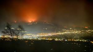 Map Of Pigeon Forge Tennessee by Interactive Map Gatlinburg Fire Wbir Com