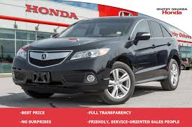 Acura Rdx 2015 Specs Used Used 2015 Acura Rdx For Sale Whitby On V 5j8tb4h59fl802912