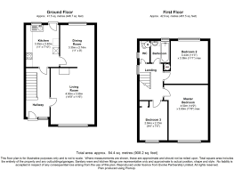Terraced House Floor Plan by Martin U0026 Co Stevenage 3 Bedroom End Of Terrace House For Sale In