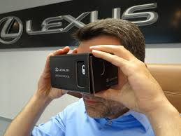 lexus ios app new virtual reality app let u0027s you drive the lexus rcf on the