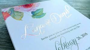 printing wedding invitations where to print wedding invitations mounttaishan info