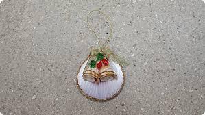 seashell ornaments