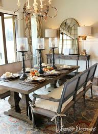 fall table decorating ideas from jennifer decorates com