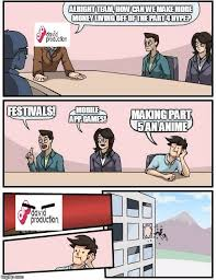 Make A Meme Mobile - boardroom meeting suggestion meme imgflip