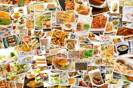 list of popular international foods from all parts of the