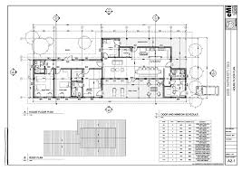 dimension of house with floor plan warm home design