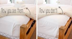 stolmen bed hack 53 insanely clever bedroom storage hacks and solutions
