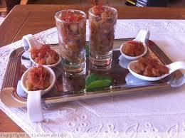cuisine en bouche mise en bouche de légumes marocains cuisine de gut