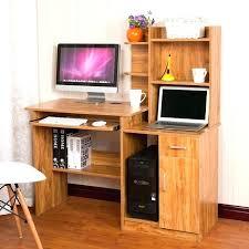 Corner Computer Desk With Shelves Desk With Bookcase Corner Computer Desk With Bookcase Inspiring