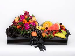 fruit and flowers fresh fruit and flowers melbourne florist delivers