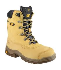 caterpillar safety boots supremacy honey safety boots r us