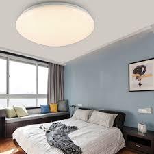 Helle Esszimmerlampe Etime 9w Led Deckenleuchte ø225mm Mondern Deckenlampe Aus