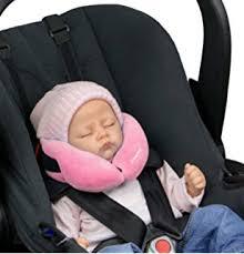 cale tete pour siege auto sandini sleepfix coussin dormir cale tête enfant oreiller