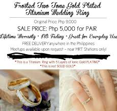 wedding ring philippines prices wow new wedding rings wedding ring in ongpin manila