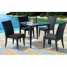 Restaurant Patio Chairs Wicker Bar And Cafe Furniture Restaurant Wooden Set Manufacturer