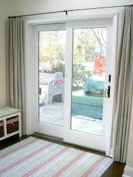 Window Treatment Ideas For Patio Doors Decor Of Sliding Patio Door Window Treatments Ideas Slide Into