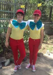 Tweedle Dee And Tweedle Dum Costumes October 2015 Featured Costumes Occasions And Holidays