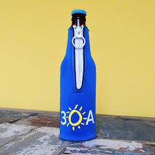 huggie drink 30a neoprene bottle koozie official 30a gear