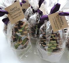 100 pine cone starter corporate favors