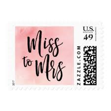 bridal shower bridal shower sts custom bridal shower postage zazzle