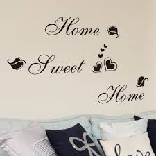 teal strength vinyl decal wall stickers words lettering home