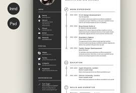 resume awesome template for resumes the package includes a