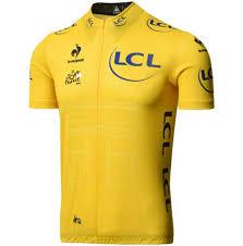 lcl si e le coq sportif tdf lcl maillot kurzarmtrikot 2015 chain reaction