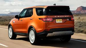 orange land rover discovery 2017 land rover discovery review why the range rover should be