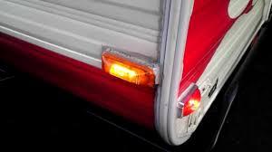 led clearance lights motorhomes led lighting on old cer youtube