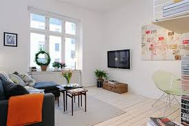 Well Planned Small Apartment With An Inviting Interior Design - Interior design for a small apartment