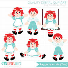 clipart raggedy annie rag doll cute doll doll clipart rag