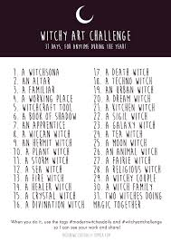 Challenge How Do You Do It Modernwitchesdaily Witchy Challenge Summer Is Coming And
