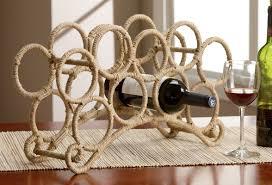 kindwer 9 bottle tabletop wine rack u0026 reviews wayfair