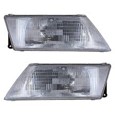 nissan sentra parts catalog nissan sentra headlight assembly pair parts from car parts warehouse